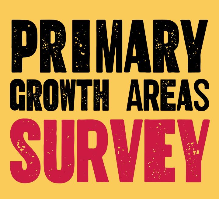 Primary Growth Areas Survey